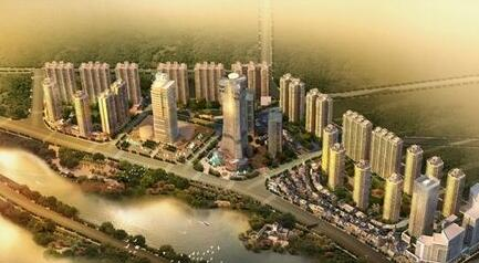 红塔区荷花池片区城市综合体项目B、C地块开发项目