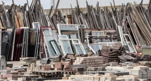 肃州区建筑垃圾再生利用项目