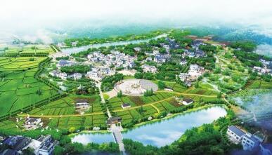 肃州区金佛寺特色小镇田园综合体建设项目