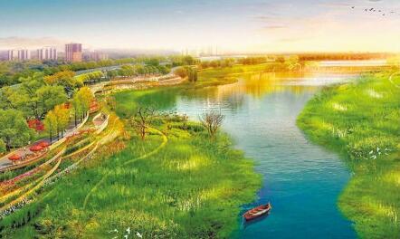 肃州湿地景区建设项目