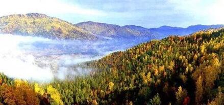 胜山国家级自然保护区旅游开发项目