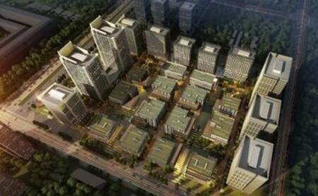 自贡市高新区川南金融外包服务产业基地项目