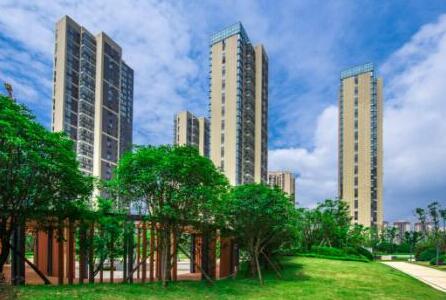 自贡市高新区自贡国家住宅产业化项目