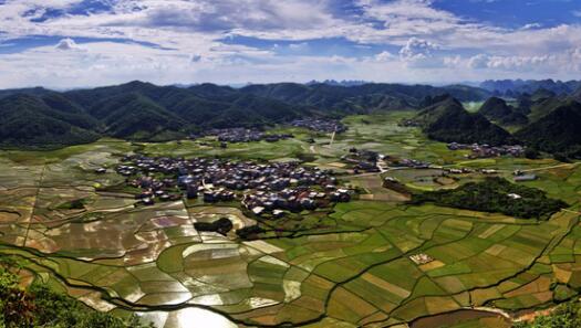 苍马山旅游小镇项目
