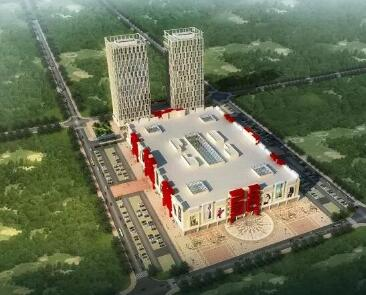 荔浦县国际建材博览中心项目