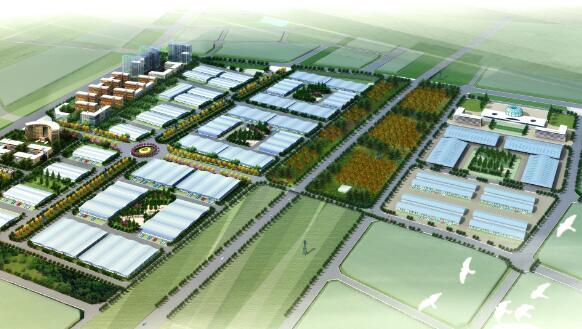 荥经县工业集中区基础设施及配套建设项目