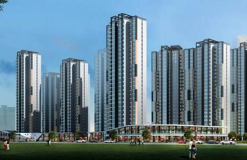 荥经县青华安置新居建设项目