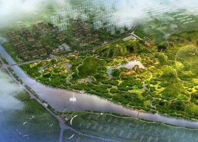 董志塬城市森林公园项目
