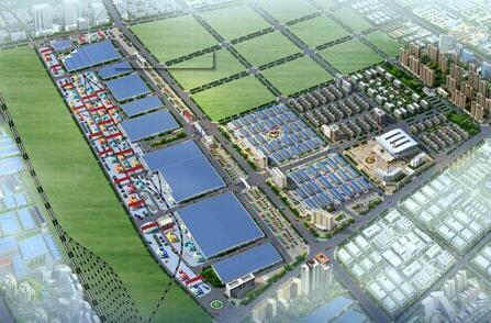 西南新型化工商贸物流园建设项目