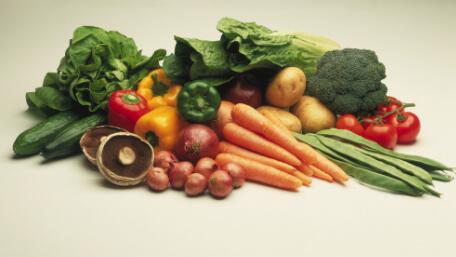 许孟镇蔬菜深加工项目