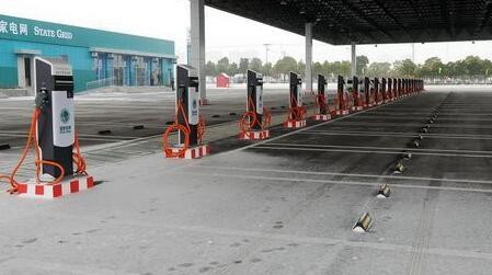 贵州独山县城市充电桩建设项目