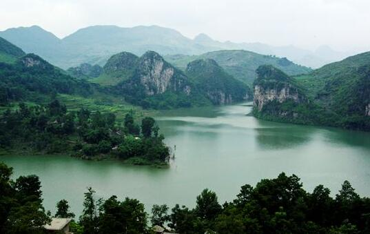 贵州省六盘水市六枝阿志河生态旅游扶贫开发建设项目