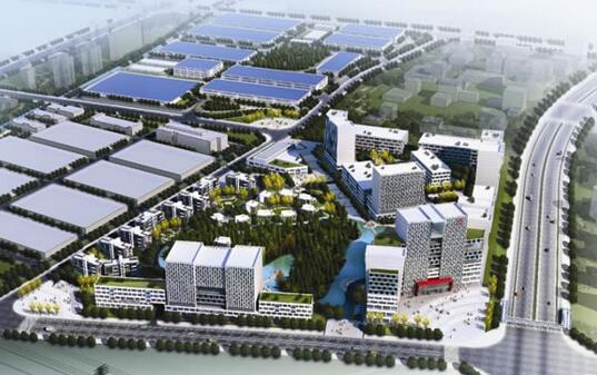 贵阳高新区大数据国际软件园