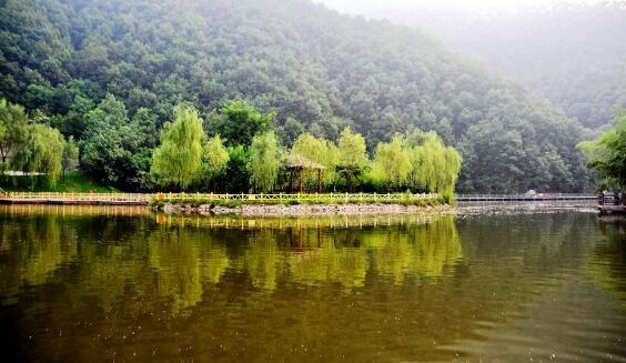 资阳市安岳县关公湖旅游开发项目
