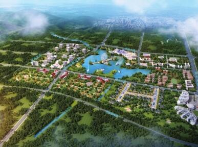 资阳市高新区金融商业综合体项目