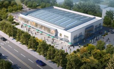 酒泉新型建材市场建设项目