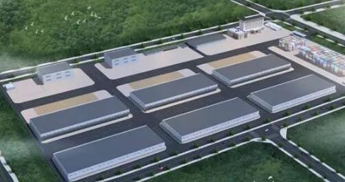 金昌市综合物流中心建设项目