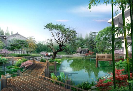 钦州市滨海新城辣椒槌健康疗养园项目