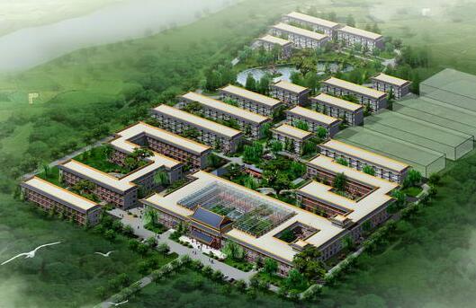 锡林颐和苑国际养老中心