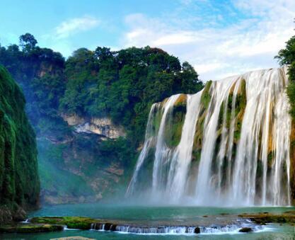 镇宁县打帮河旅游综合开发项目