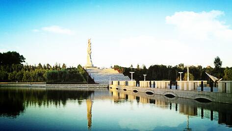 长春双阳湖滨水生态旅游度假区项目