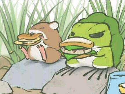 /阿里独家代理《旅行青蛙》