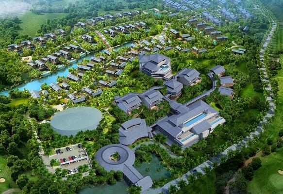 陕西省商洛市丹凤县养老养生项目