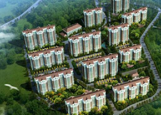 陕西省宝鸡市陇县南街片区棚户区改造项目(印象陇州)