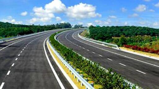 陕西省宝鸡市麟法高速公路建设