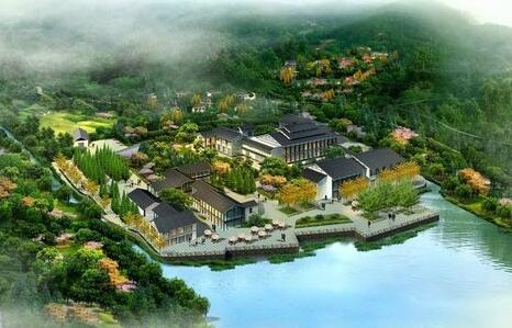 雅安市汉源县佛静山文化旅游•森林康养开发项目