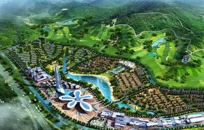 雅安市汉源县碧水湾旅游城市综合体项目