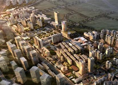 雅安市石棉县二号地块旧城改造项目