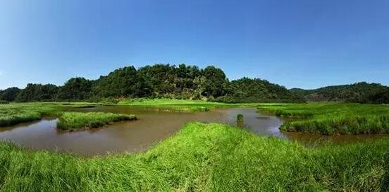 雅安市雨城区望鱼古镇和海子山湿地景区开发项目
