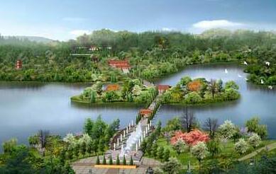 青龙湖旅游休闲度假中心开发项目