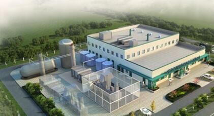 页岩气分布式能源项目