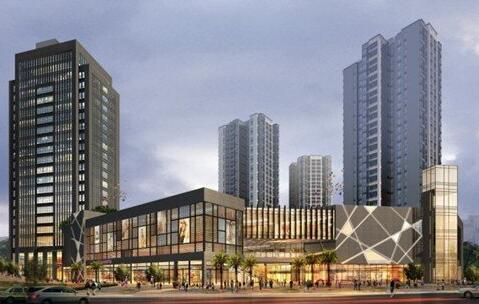 马场坪老街桥至汽车站沿街商业综合体项目