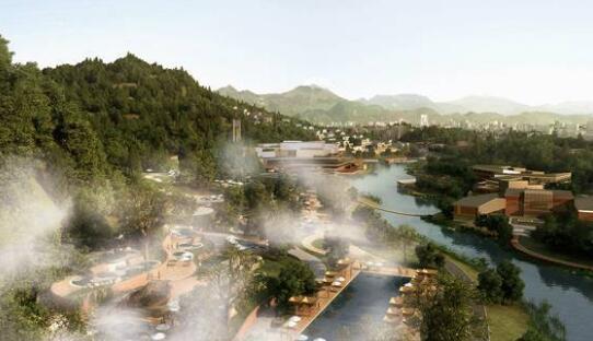 高青温泉城项目