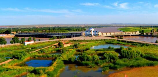 黄河风情旅游风景带项目