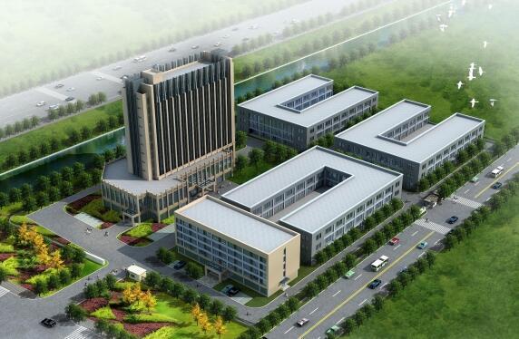 龙港电子商务城项目